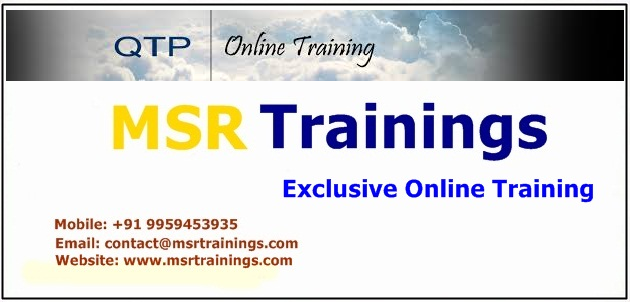 QTP & QC Online Training , QTP & QC Online Training in Hyderabad,India, USA, UK, Australia, New Zealand, UAE, Saudi Arabia,Pakistan, Singapore, Kuwait.