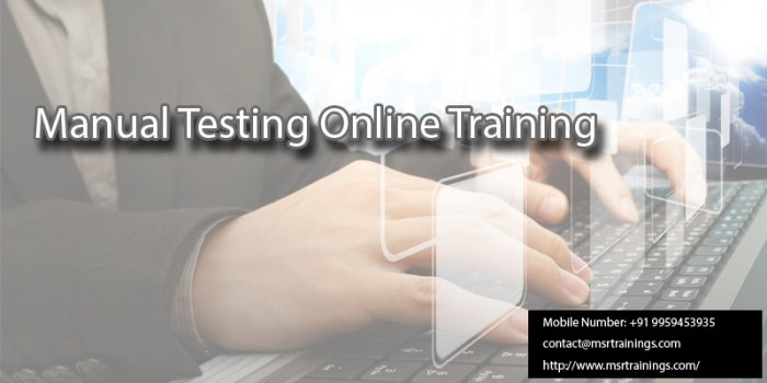 Manual-Testing-Online-Training