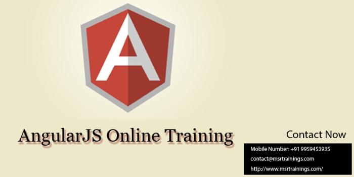 AngularJS-Online-Training